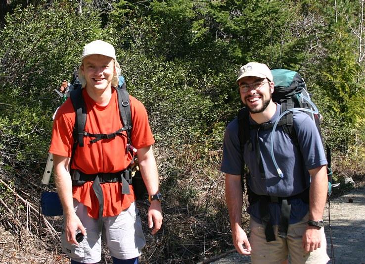 Colchuck Peak climb