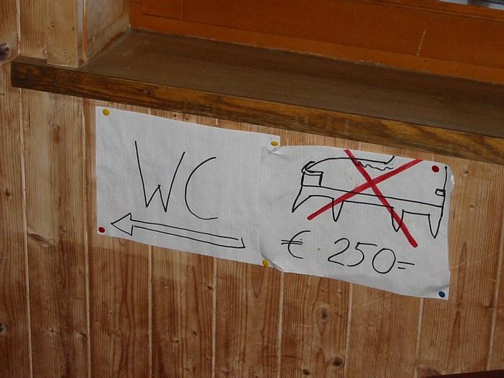 Großglockner climb: Erzherzog-Johann-Hütte