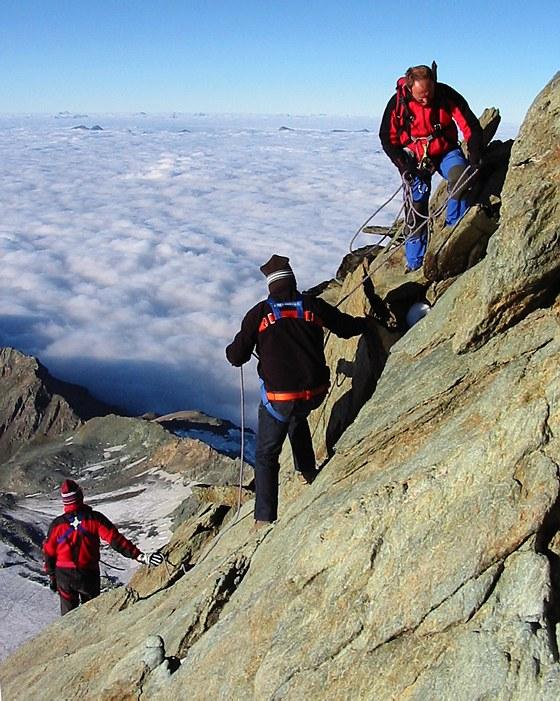 Großglockner climb
