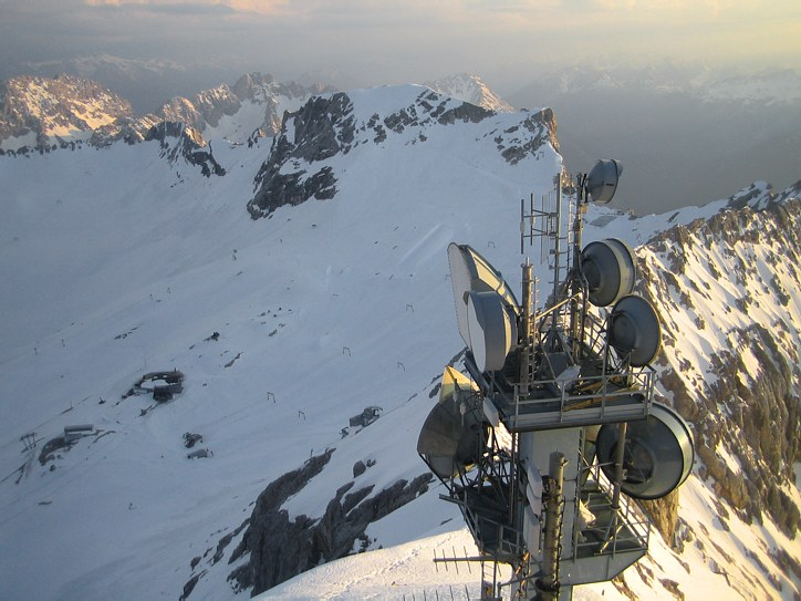 Zugspitze via Höllental