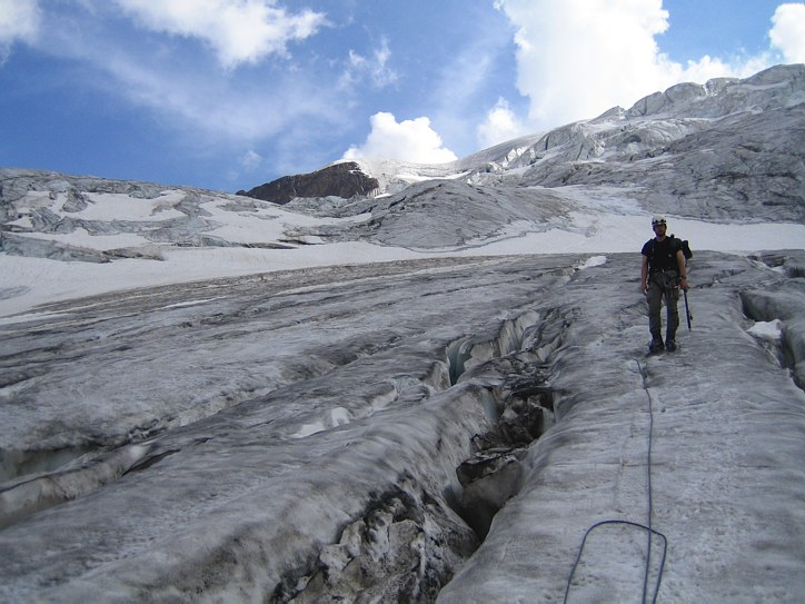 Pizzo Tresero - Punta Petranzini - San Matteo ridge traverse