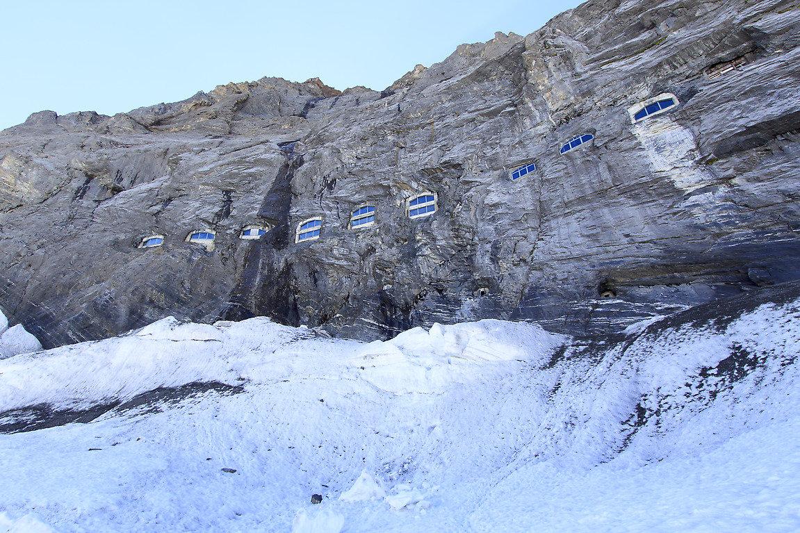 Home ... & Eiger via Mittellegi ridge photos - Daniel Arndt